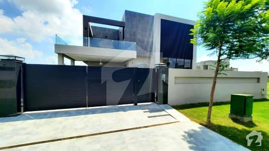 20 Marla Brand New Designer Bungalow Located At Most Prime Location Available For Sale