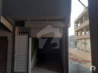 اڈیالہ روڈ راولپنڈی میں 3 مرلہ دکان 62 لاکھ میں برائے فروخت۔