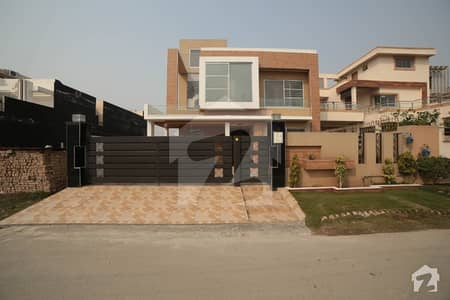Ultra Modern 1 Kanal Brand New Bungalow Is Available For Sale In Johar Town Phase 1 Ac Fans Kitchen Accessories Installed