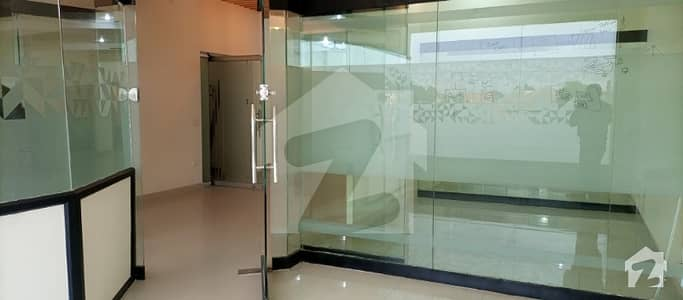 Rent Estate Offer 08 Marla 1st Floor Office With Elevator Available At Excellent Location