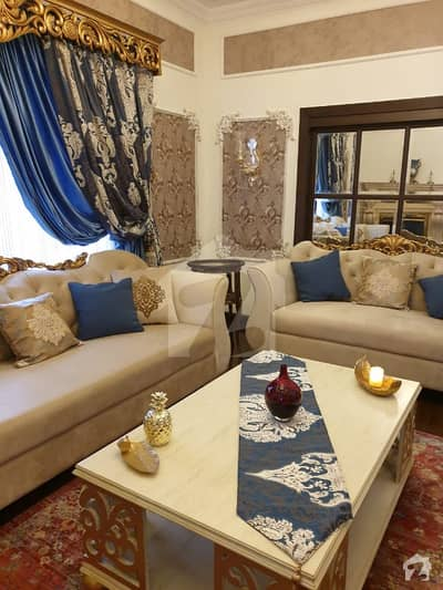 11 Marla Brand New Luxury Baglow Fully Furnish House For Sale In Dha