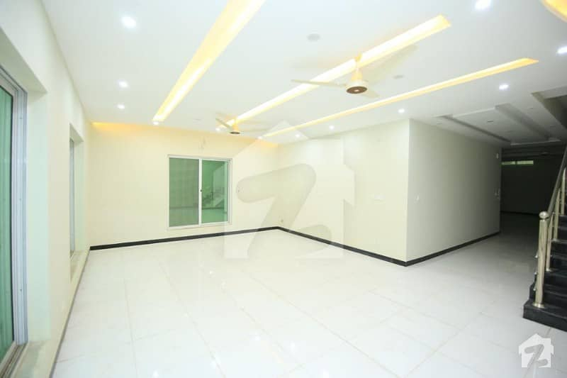 One Kanal Brand New House With Basement