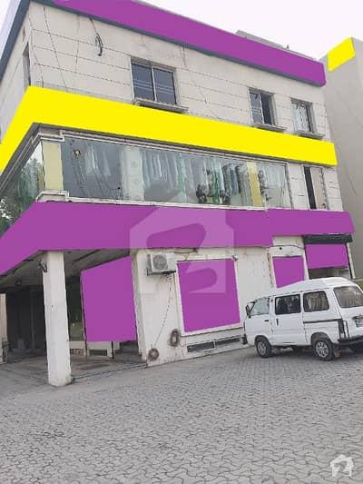 بحریہ ٹاؤن سیکٹر سی بحریہ ٹاؤن لاہور میں 1 کمرے کا 5 مرلہ عمارت 4.49 کروڑ میں برائے فروخت۔