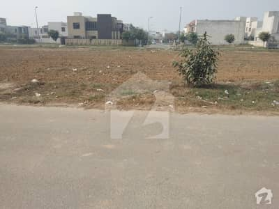 Bussines Location 8 Marla Commercial Plot For Sale In Dha Phase 6