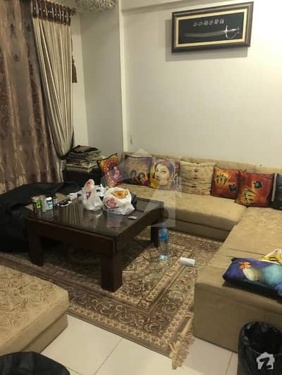Flat In Dha Defence Sized 1100  Square Feet Is Available