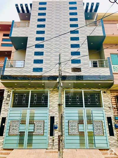 3 Marla Brand New Beautiful House For Sale Samnabad Lahore Pakistan