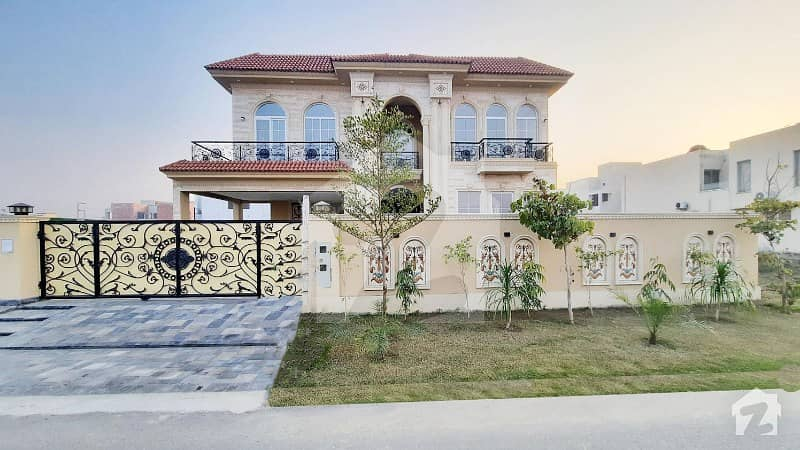 Dha Spanish 20 Marla Faisal Rasool Design House Located At Most Prime Location