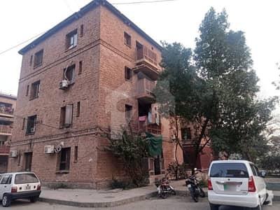 3 Marla Flat First Floor Shabbir Town