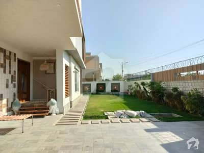 Brand New Semi Furnished Designer Bungalow In Dha Phase 8 Zone D