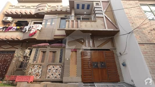 4 Marla Brand New Double Storey House Is Available For Sale In Samnabad Lahore