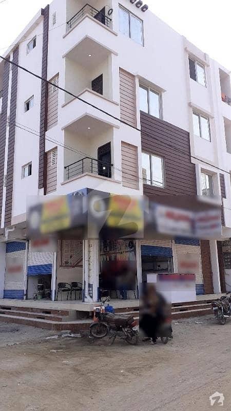 کورنگی - سیکٹر 31-جی کورنگی کراچی میں 3 مرلہ زیریں پورشن 25 لاکھ میں برائے فروخت۔