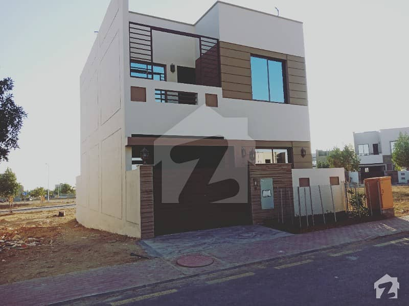 4 Bedrooms Double Storey House On Easy Installment In Bahria Town