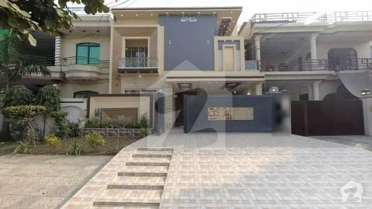 12 Marla House In Johar Town Best Option