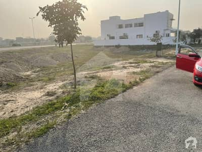 6 Marla Commercial Plot Available For Sale In Dha Phase 4 Sector Dd