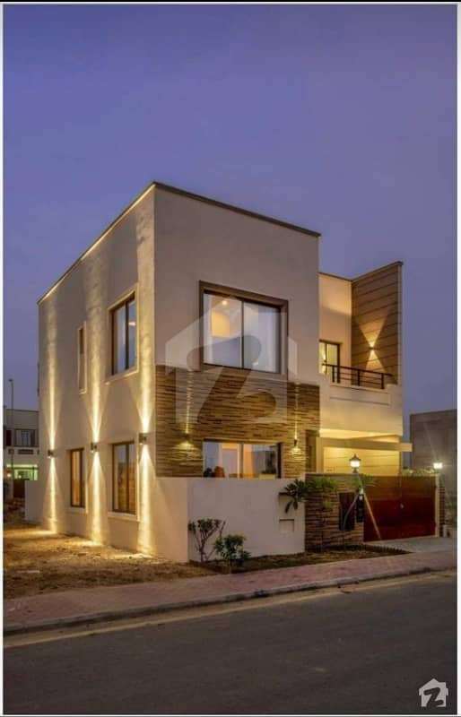 4 Bedroom House On Easy Instalment In Bahria Town Karachi