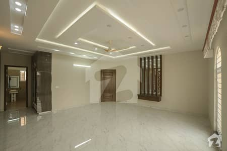 Ultra Modern 1 Kanal Brand New Bungalow Is Available For Sale In Wapda Town Phase 1 Fans Kitchen Accessories Installed