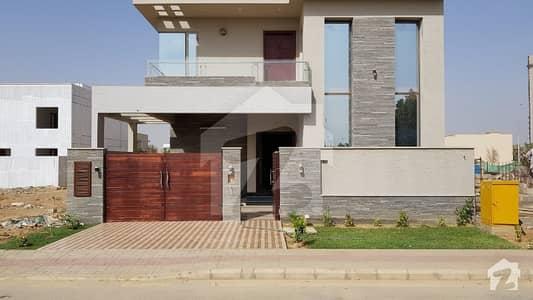 Beautiful Villa on the prime location of Precinct1 Bahria Town Karachi
