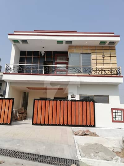 A Good Option For Sale Is The House Available In Cbr Town In Islamabad