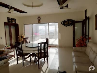 Brand New 3 Bed Luxury 1 Kanal Upper Portion For Rent in DHA Phase 7
