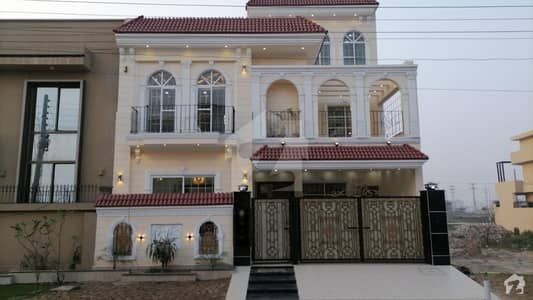 Brand New 10 Marla Spanish House For Sale In Block J LDA Avenue 1