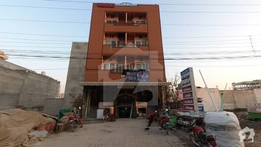 1200 Sq. ft Fully-Equipped Commercial Plaza Is Available For Sale In Soan Garden Block H Islamabad