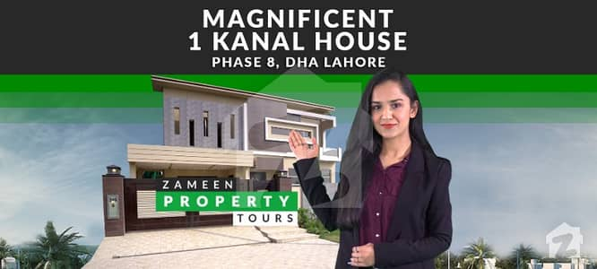 Magnificent 1 Kanal House For Sale In D H A Phase 8 Block S Lahore