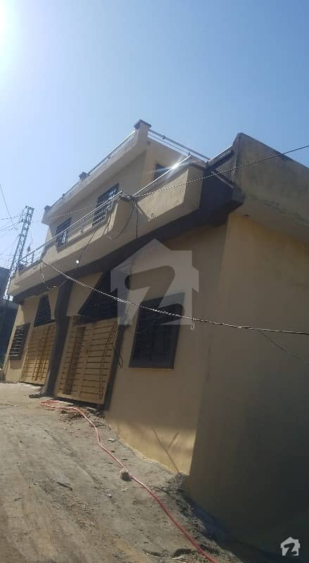 Ideally Located House For Sale In Janjua Town Available