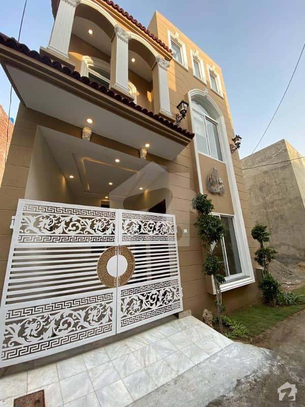 3 Marla Spanish House