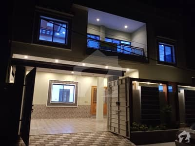 400 Sq Yd Brand New Bungalow For Sale In Saadi Town Block 2.