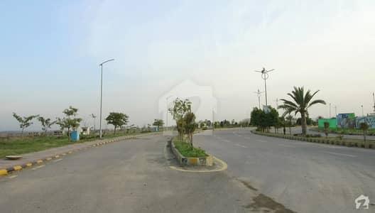 Plot On 50 Feet Road For Sale 1 Kanal