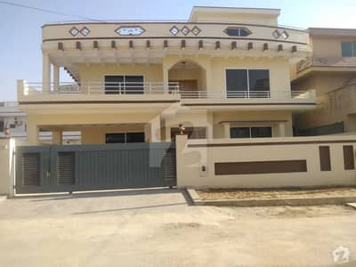 500 Square Yard Brand New Double Storey House For Sale In F15 Islamabad