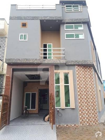 3.5 Marla Corner House