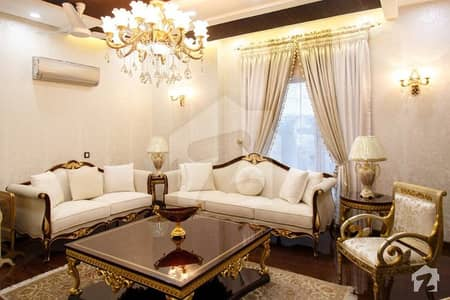 One Kanal Brand New Luxury Classic House For Rent In Dha Phase 6