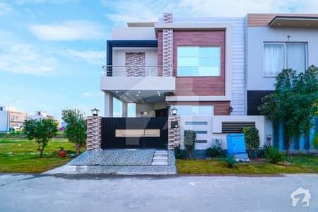 ڈی ایچ اے 9 ٹاؤن ڈیفنس (ڈی ایچ اے) لاہور میں 3 کمروں کا 5 مرلہ مکان 1.35 کروڑ میں برائے فروخت۔