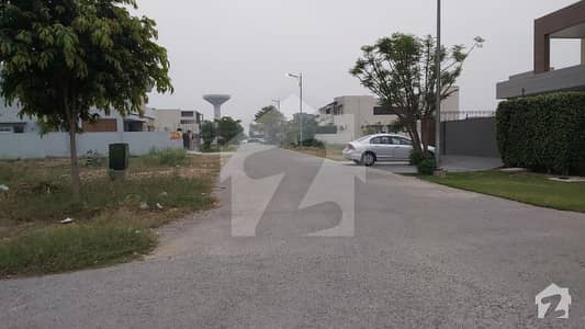 DHA Phase6 Block K ideally located plot for sale Ideal for Builders