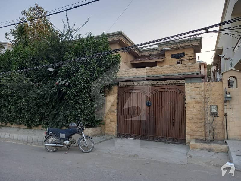 Nisar Shaheed Park Facing 300 Yards Independent Bungalow For Sale