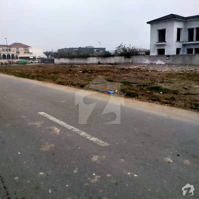 22 Marla Corner Main Boulevard Plot For Sale In Mounds Block Paragon City Lahore