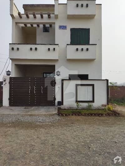 4 Marla New Double Storey House For Sale