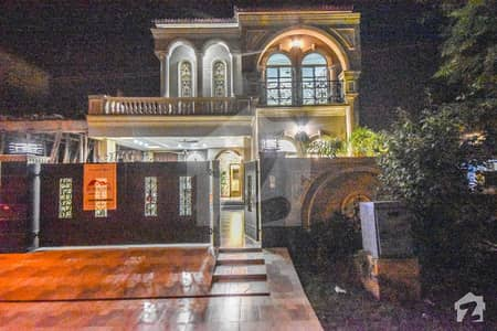 Beautiful Royal Class 10 Marla Spanish Villa Available In Phase 8