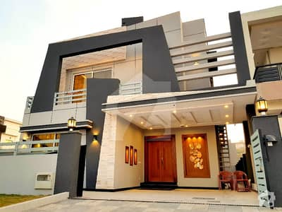 Designer 10 Marla Spacious House For Sale In Bahria Town