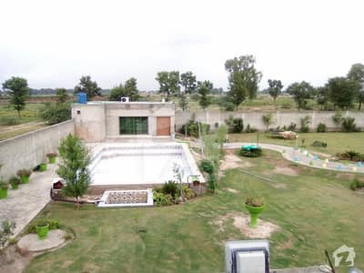 Luxury Farmhouse Land For Sale On 1 Years Easy Installment Plan Project Lahore Greenz At Bedian Road Lahore