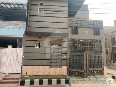 5 Marla Fresh Corner House With Basement For Sale