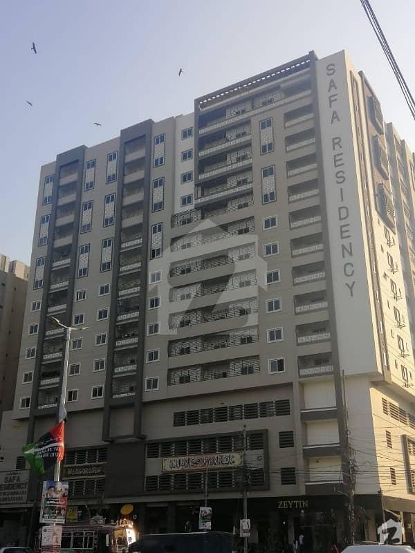 شہید ملت روڈ کراچی میں 4 کمروں کا 10 مرلہ فلیٹ 4.45 کروڑ میں برائے فروخت۔