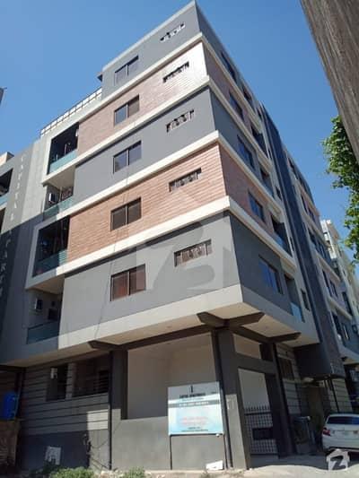 ای ۔ 11 اسلام آباد میں 2 کمروں کا 4 مرلہ فلیٹ 75 لاکھ میں برائے فروخت۔