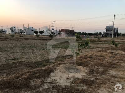 8 Marla Plot For Sale In A Block Reasonable Location Best For Residence