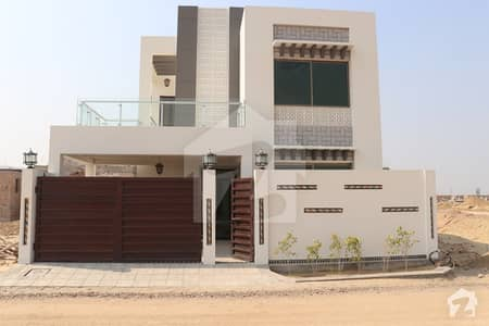 6 Marla Fully Furnished Newly Built House With On Spot Possession And Ready To Move In Villa Located In Dha Bahawalpur Is Available