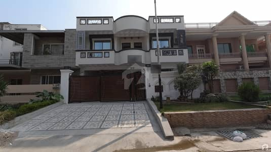 I 8 3 New Home 35x80 Triple Storey Near To  Kachnar Park Real Pics Attached Best Location Reasonable Demand 50 Feet Wide Road