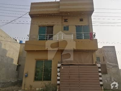 4 Marla Brand New  House For Sale Near Shaukat Khanum Hospital