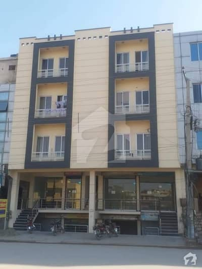 In Pwd Housing Scheme Building For Sale Sized 1200  Square Feet
