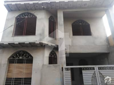 Double Storey Grey Structure For Sale In Phase 4b